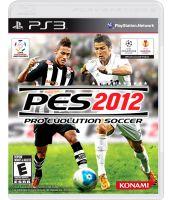 Pro Evolution Soccer 2012 [platinum, русские субтитры] (PS3)